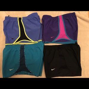 Girls Nike shorts